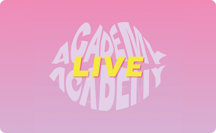 Picbe Academy Live